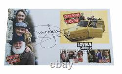 Only Fools and Horses David Jason Signed Official Royal Mail First Day Cover