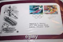 Postal Commemorative Society US First Day Covers & Special Covers Open Bind 158