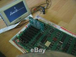 Pravetz 8M 1986 Vintage Computer Apple II Europlus Clone Motherboard (CP/M) +FDC