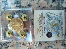 Regno D'italia Vittorio Emanuele III 20 Lire 1912 Aratrice Fdc Gold Oro Or