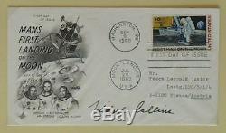S1218 Raumfahrt Space USA FDC Mondlandung Apollo 11 Autopen Michael Collins