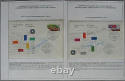 S1688 Olympische Spiele 1986 Jahrbuch der Stiftung Deutsche Sporthilfe FDC