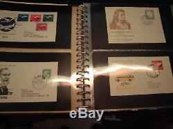 Sammlung Bund FDC Mitte 1954-1959 komplett (Sondermarken) Ersttagsbrief (50008)