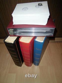 Sammlung, Bund FDC, ca. 640 Ersttagsbriefe von 1964-1989 fast komplett (L1003)