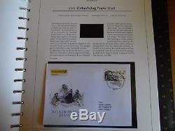 Sammlung Bund-FDC's von 2004-2014 in Deutschland exclusiv-Alben komplett (G115)