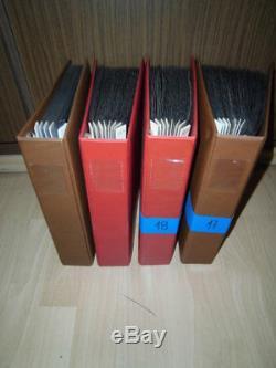 Sammlung Frankreich FDC ca 525 Ersttagsbriefe 1970-1979 komplett + Extra (70098)