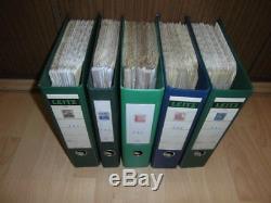 Sammlung Österreich FDC Belege 1000 (Ersttags-) Briefe 1965-1995 (70020)