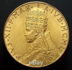 Stato Della Citta' Del Vaticano Pio XII Lire 100 1950 Anno Santo Fdc (id 68464)