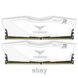 Team T-Force Delta RGB 32GB (2 x 16GB) 288-Pin DDR4 SDRAM DDR4 3200 (PC4 25600)