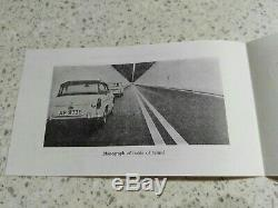 The Cross Harbour Tunnel HONG KONG 1972 illustrated FDC $1 Stamp RARE