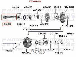 Triebling 18Z VW Automatikgetriebe AG4 01M 096 323 857 M CLK DKS DLZ DNS