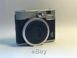 Used Fujifilm Instax Mini 90 Neo Classic Instant Film Camera In Black