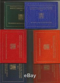 VATICANO VATICAN 2 EURO COMMEMOR. FDC E PROOF dal 2004 SCEGLI QUELLO CHE TI SERVE