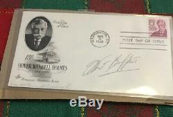 Warren Buffett autograph First Day Cover Rare